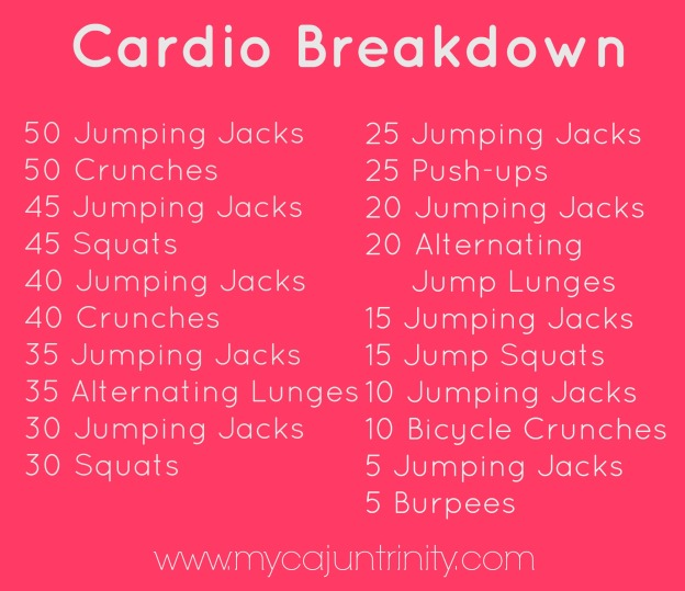 Cardio Breakdown